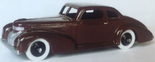 CLUB DINKY FRANCE MODEL No. CDF81 CHRYSLER COUPE 1939
